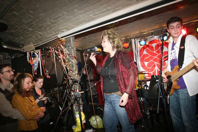 """Презентация альбома """"Ща"""", 9 апреля 2008 г."""